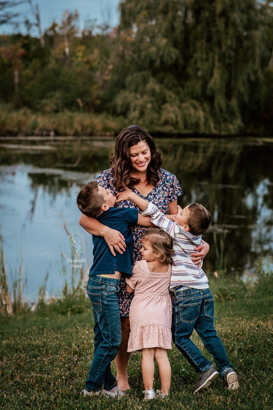 Fox Cities family photographer