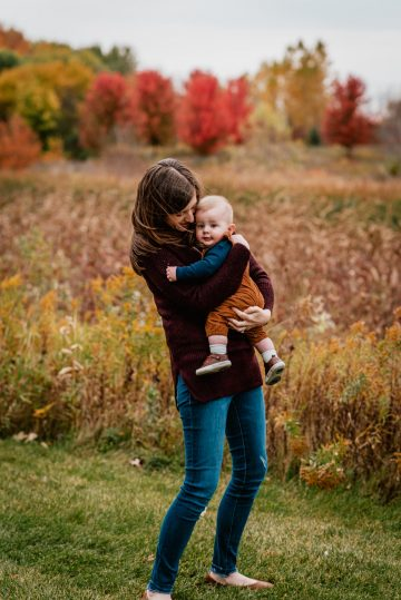 family photographer in green bay